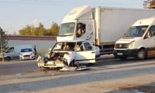 إصابة 19 سائحا من البلاد في حادث طرق بأنطاليا