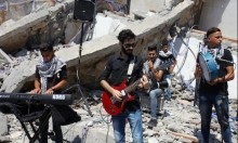الموسيقى تهزم الحرب