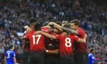 مانشستر يونايتد يفتتح الدوري بالفوز على ليستر سيتي