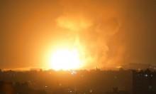 """واشنطن تتجاهل غارات الاحتلال وتدين """"إطلاق الصواريخ من غزة"""""""