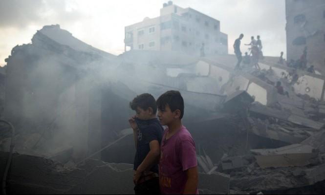 """""""الهدوء يقابل بالهدوء"""": إسرائيل ترفض وقف إطلاق النار بغزة"""