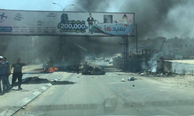 اشتباكات في العيزرية إثر مقتل شاب فلسطيني برصاص أمن السلطة