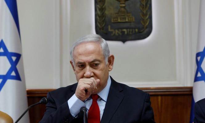 استطلاع: 64% من الإسرائيليين غير راضين عن أداء نتنياهو في غزة
