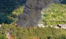 """النظام السوري يشن عملية عسكرية للسيطرة على """"جبل التركمان"""""""