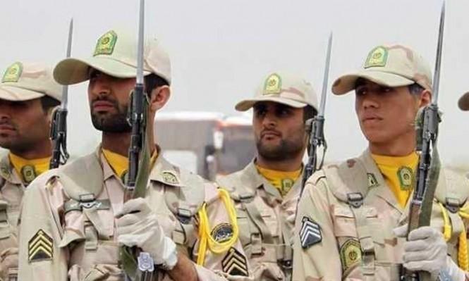 الحرس الثوري يقتل 11 مسلحا غرب إيران