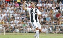 فيديو: كريستيانو يحرز أول أهدافه بقميص يوفنتوس