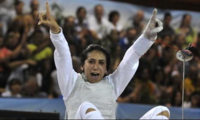 بطلة أولمبية تونسية برياضة المبارزة تدعو لدعم الجيل الصاعد