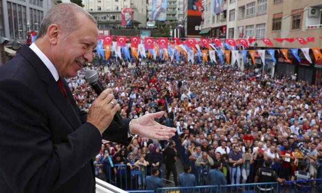 إردوغان: أميركا حددت لتركيا مهلة للإفراج عن القس الأميركي