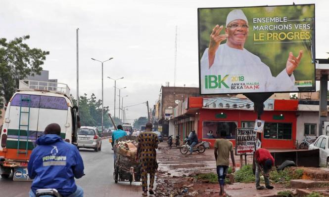 توتر أمني يخيم على جولة الإعادة لانتخابات رئاسة مالي