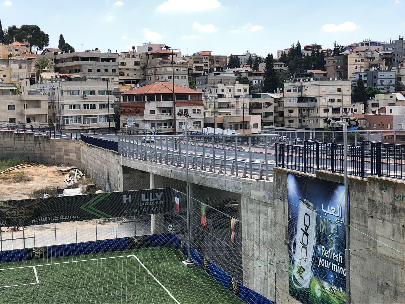 الناصرة: أزمة السير بين الواقع المرير والمستقبل الافتراضي!
