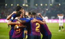 للمرة الـ13 في تاريخه: برشلونة يتوّج بكأس السوبر الإسباني