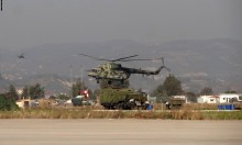 سورية: طائرات مسيرة تستهدف قاعدة حميميم الروسية