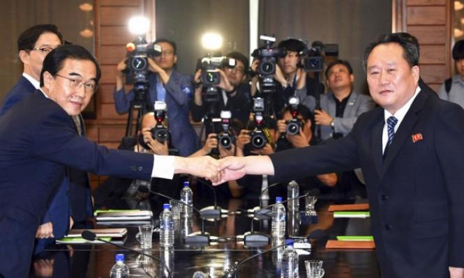 محادثات كورية كورية تمهيدا لقمة محتملة
