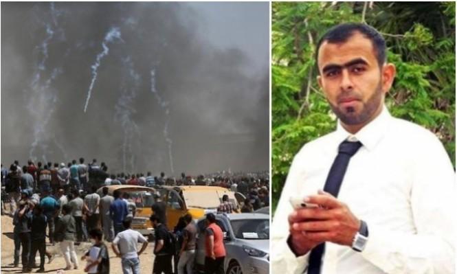 """غزة: استشهاد متاثرا بجراحه بمجزرة """"نقل"""