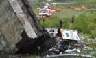 إيطاليا: مصرع 22 على الأقل في انهيار جسر موراندي