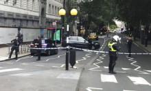 لندن: دهس عدد من المارة وإغلاق مداخل البرلمان