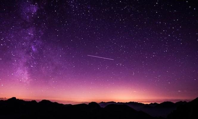الشهب تتساقط بكثافة فوق سماء البوسنة