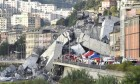 (صور) جنوة الإيطالية: ارتفاع حصيلة ضحايا جسر موارندي إلى 35