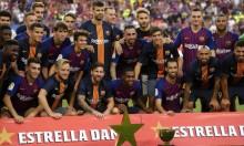 برشلونة يحصد ثاني ألقابه هذا الموسم
