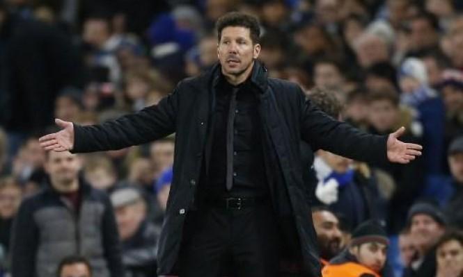 أتلتيكو مدريد يعتمد الروح المعنوية في مواجهة ريال مدريد