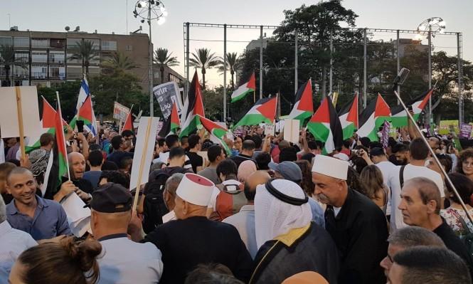 """جبارين لـOECD: """"قانون القومية"""" يناقض التزامات إسرائيل ويعمق التمييز"""
