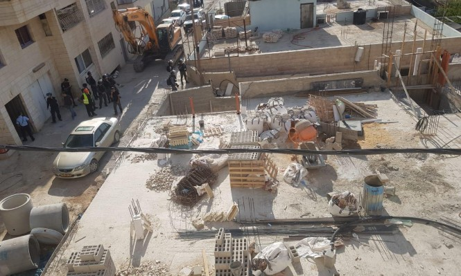 هدم منازل بالعيساوية وقلقيلية واعتقال 15 فلسطينيا بالضفة