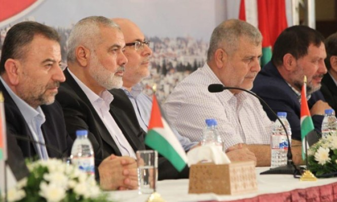 القاهرة: حماس تبحث التهدئة والمصالحة مع فصائل فلسطينية