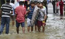 الهند: ارتفاع حصيلة وفيات الفيضانات والسيول إلى 87