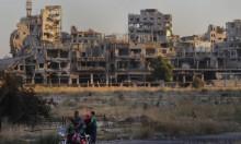 """سورية: مقاتلات عراقية تقصف تجمُّعا لـ""""داعش"""""""