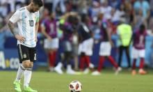 ميسي يغيب عن منتخب الأرجنتين لمباراتين