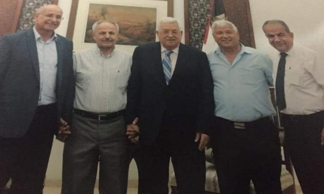 الرئيس عباس ووهم اختراق المجتمع الإسرائيلي