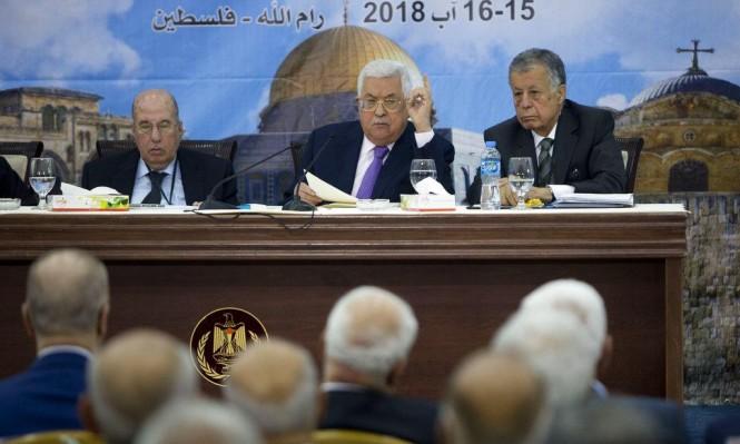 التحذير من تجاوز منظمة التحرير مع بدء جلسات المجلس المركزي