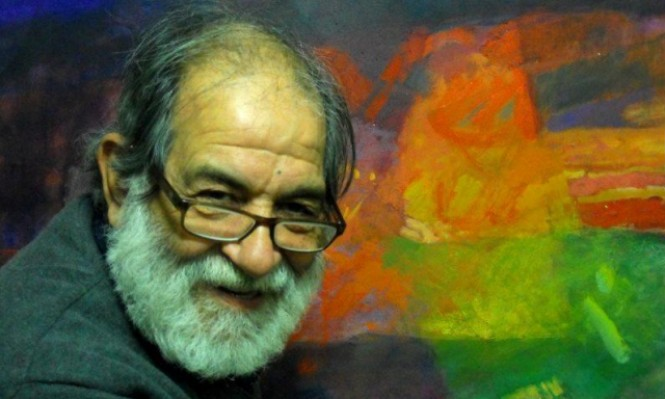 رحيل الفنان التشكيلي الفلسطيني سمير سلامة