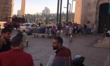 القدس: استشهاد فلسطيني بزعم محاولة طعن