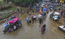 """الهند: 324 قتيلًا وآلافُ المُشرّدين بسبب فيضانات """"كيرلا"""""""