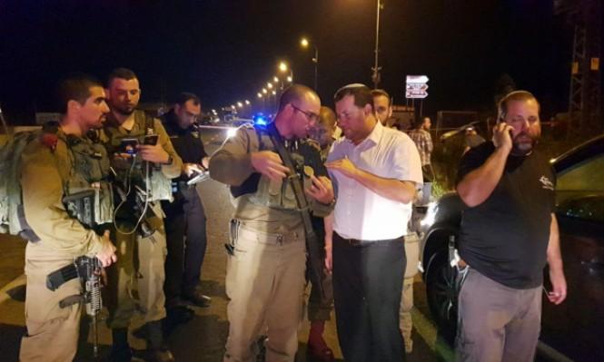 التحقيق مستمر رغم ترجيح مصرع المستوطنة نتيحة حادث