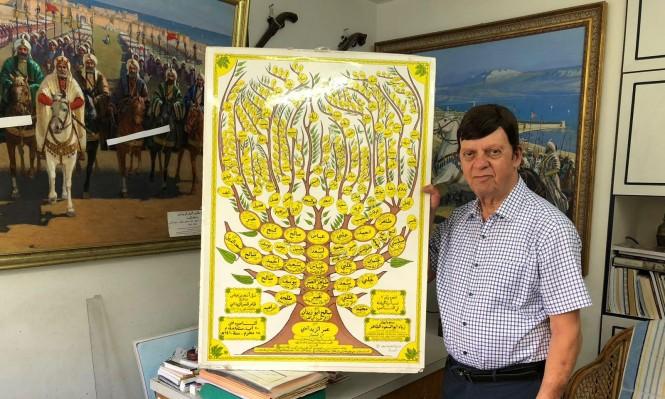 زياد الظاهر: مشروع لإحصاء جذور عائلات الناصرة