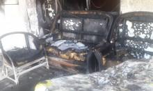 للمرة الثانية خلال أيام: إطلاق نار وحرق منزل مواطن