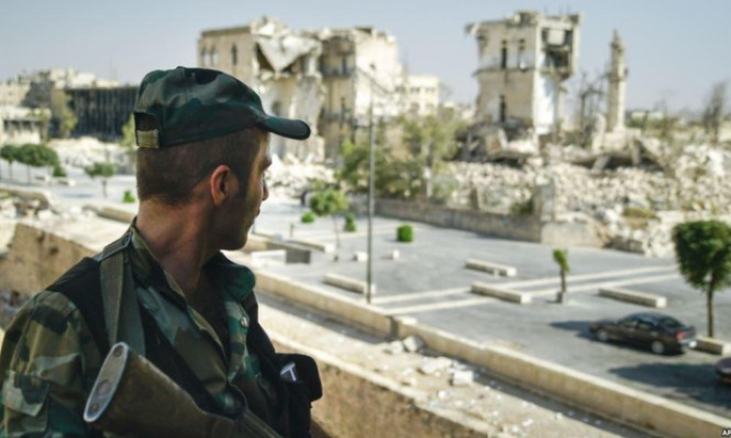 أنباء عن اغتيال ضابط مخابرات سوري