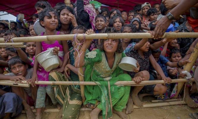 24 ألف شخص من مسلمي الروهينغا قُتلوا قبل  النزوح الأخير