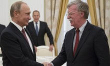 بولتون: بوتين لا يريد إيران في سورية