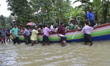 الهند: ارتفاعُ قتلى الفيضانات ونزوح أكثر من نصف مليون إنسان