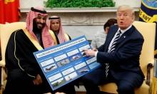 """ترامب يستعين بأموال السعودية لـ""""إعادة الاستقرار"""" بسورية"""