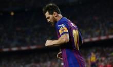 ميسي يحرز الهدف رقم 6000 لبرشلونة