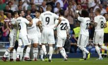 ريال مدريد يفتتح الدوري بالفوز على خيتافي
