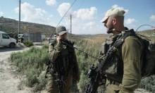 تبادل لإطلاق النار على حدود غزة واعتقال 11 فلسطينيا بالضفة