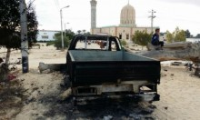 """سيناء: القبض على """"سفاح داعش"""" ومقتل ضابط بانفجار"""
