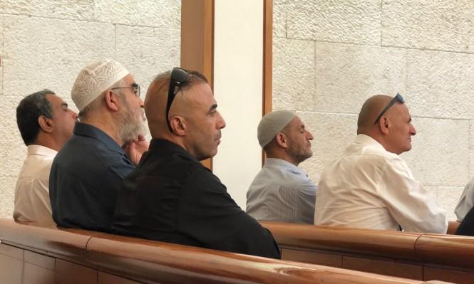 تمديد الاعتقال المنزلي للشيخ رائد صلاح 3 أشهر