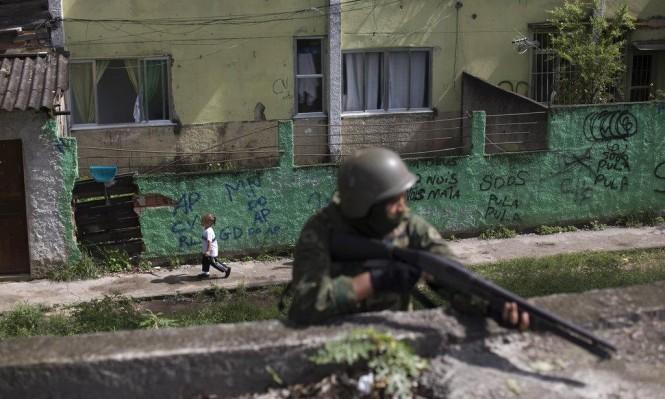 البرازيل: 14 قتيلا في عملية مشتركة للشرطة والجيش