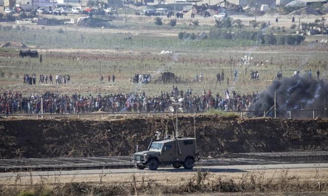 الاحتلال يحتجز جثة شهيد غزي استشهد صباح الإثنين